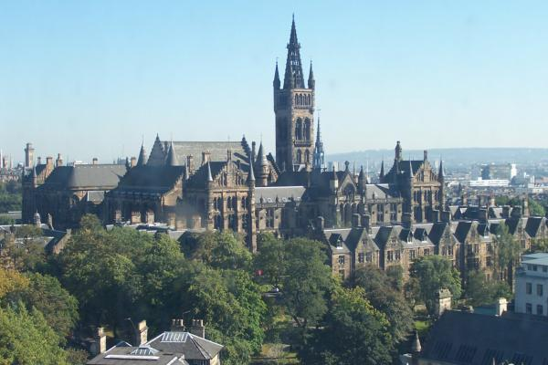 glasgow university creative writing